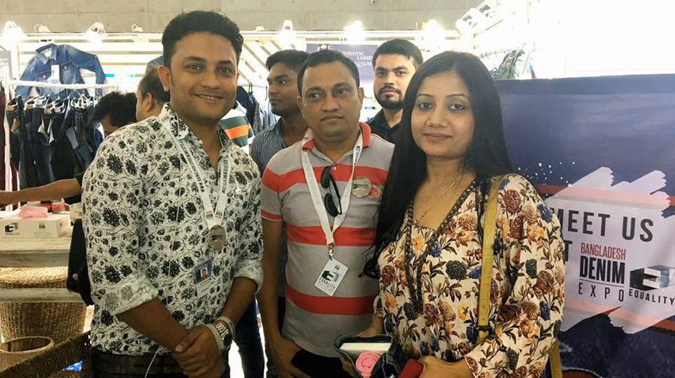 Bangladesh 8th Edition denim expo fair